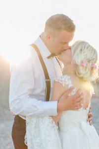 Brautkleid Brautpaar