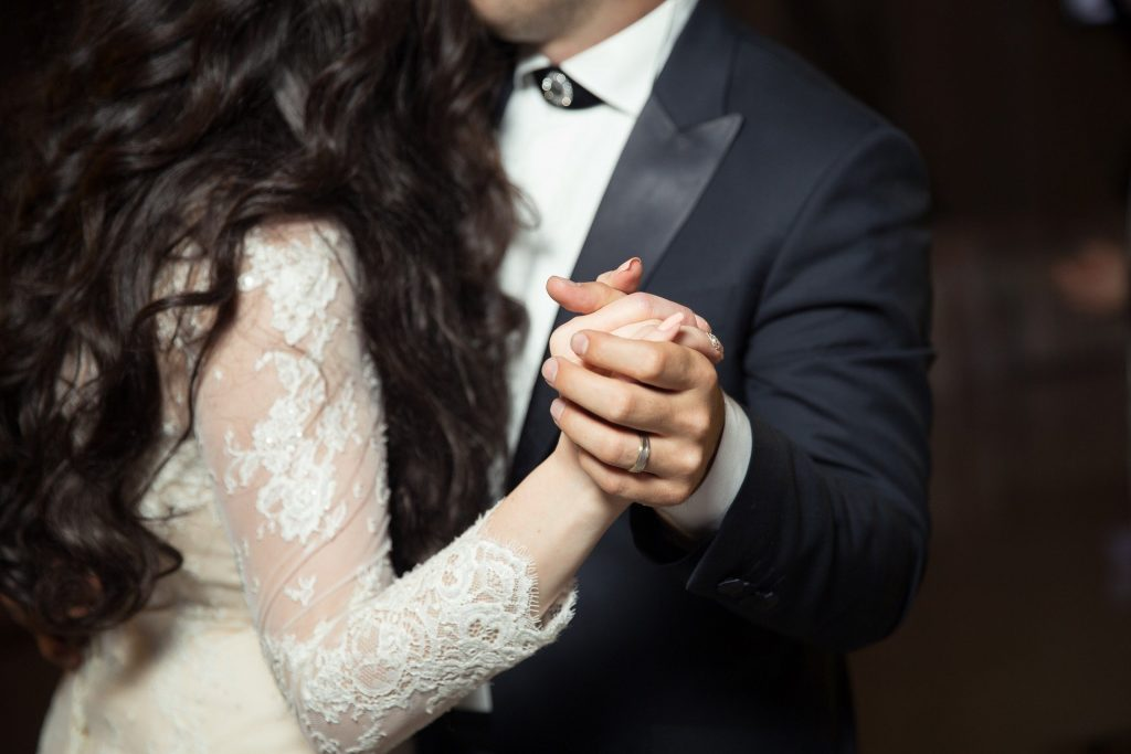 Beratung zum Hochzeitstanz klassisch, modern oder freestyle